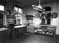 Backstube 50er Jahre