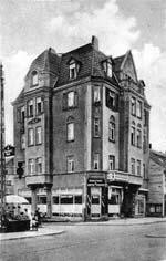Marienstr. 1 um 1926