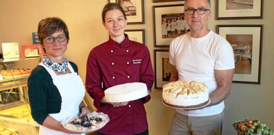 """Eisenach Andrea und Ralf Ehrhardt übergeben ihr Café """"Brüheim"""" ab 1.1.2019 an Sindy Schmidt"""